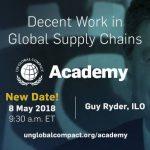 Друга сесія Академії Глобального договору ООН