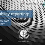Нефінансова звітність зі сталого розвитку: покроковий шлях до прозорості