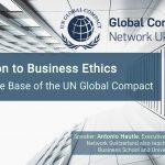 Запрошуємо на тренінг з бізнес-етики