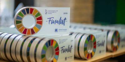 Partnership for Sustainability Award 2019: нагородження
