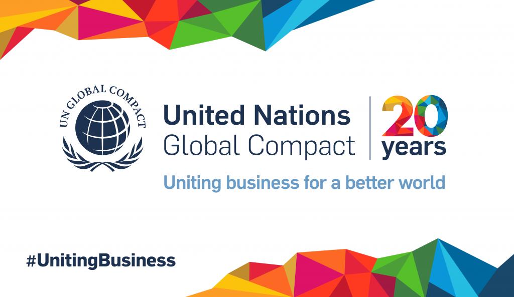 Глобальному договору ООН 20 років!