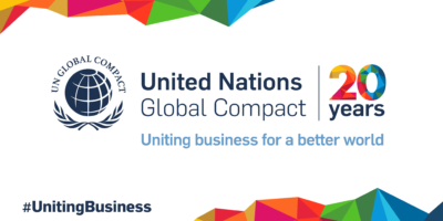 UN Global Compact - 20 років!